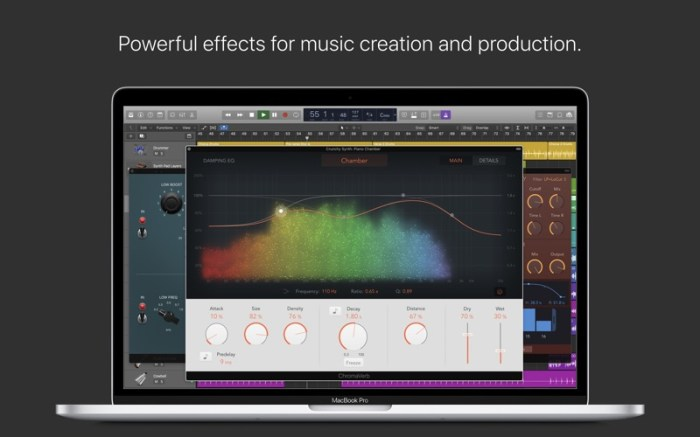 Logic Pro X Screenshot 02 57rh42n