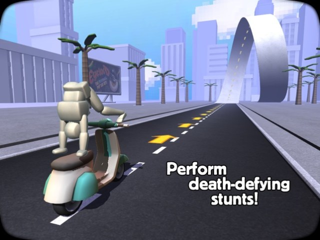 Turbo Dismount® Screenshot