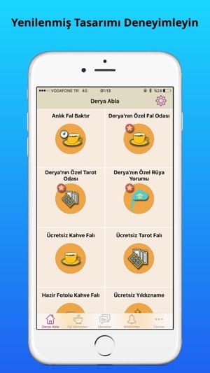 Derya Abla Kahve Falı Screenshot