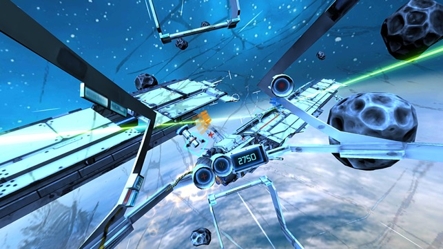 End Space VR for Cardboard Screenshot