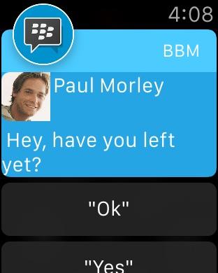 BBM Screenshot
