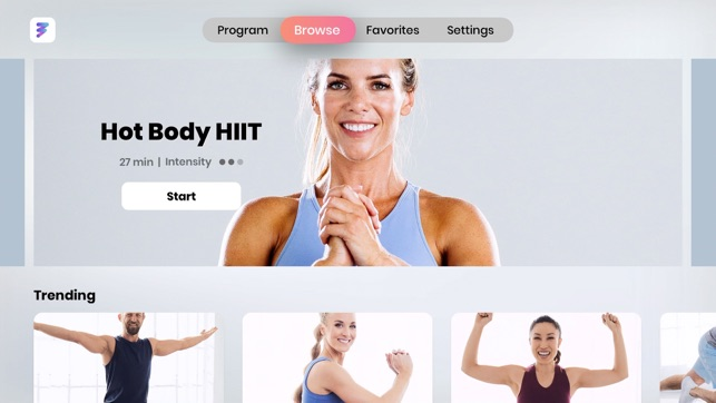 ‎FitOn Workouts & Fitness Plans Screenshot