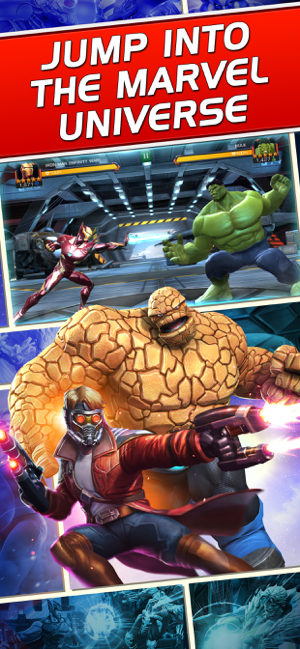 ‎Marvel Contest of Champions Screenshot