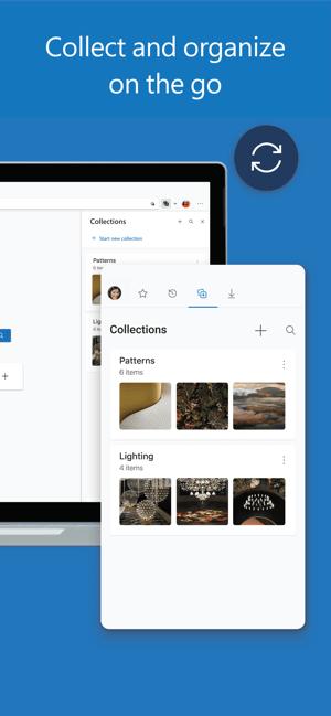 Microsoft Edge: Web Browser Screenshot
