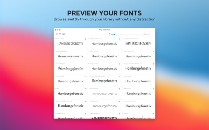 Typeface 3 Screenshot 01 16sxamoy
