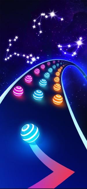Dancing Road: Color Ball Run! Screenshot