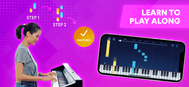 ‎OnlinePianist: Learn to Play Screenshot