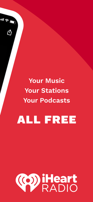 iHeart: Radio, Music, Podcasts Screenshot