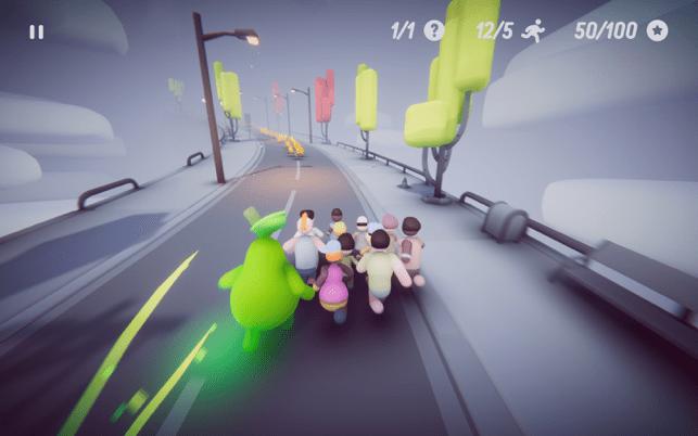 Populus Run Screenshot