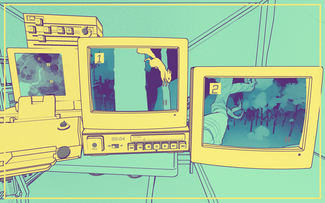 ОРЕХИ — детектив-наблюдение Screenshot