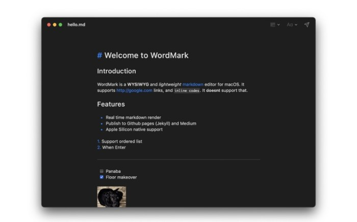 WordMark 3 Screenshot 03 cf188mn