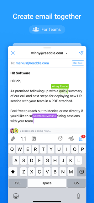 Spark Mail – Email by Readdle Screenshot