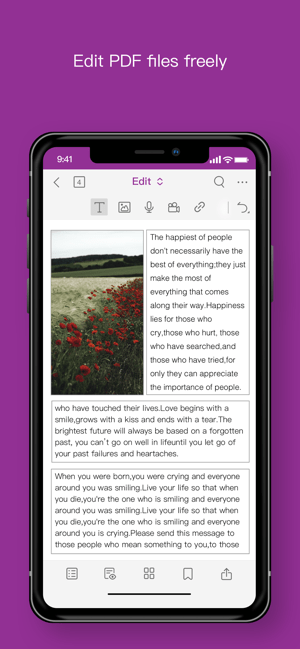 Foxit PDF Editor Screenshot