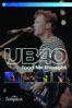 UB40 - UB40: Live At Montreux Jazz Festival 2002  artwork