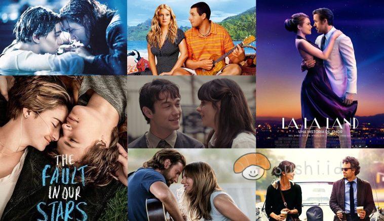 Film Barat Romantis yang Paling Bikin Baper