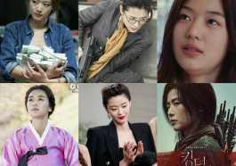 9 drakor dan film terbaik jun ji hyun gambar utama
