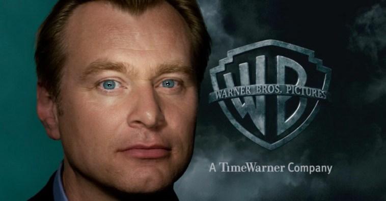 Film Christopher Nolan Warner Bros
