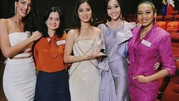 Alya Miss Indonesia 2018