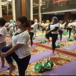 MNC Channels: Yoga Efektif untuk Relaksasi Wanita Karier