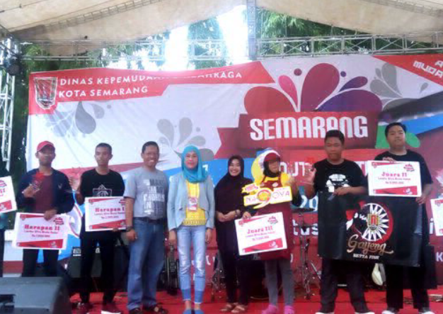 MNC Play Dukung Semarang Youth Festival 2017