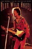 Jimi Hendrix - Jimi Hendrix: Blue Wild Angel - Live At the Isle of Wight  artwork