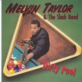 Melvin Taylor - Dirty Pool  artwork