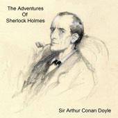 Arthur Conan Doyle - The Adventures of Sherlock Holmes (Unabridged)  artwork