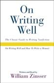 William Zinsser - On Writing Well Audio Collection (Abridged Nonfiction)  artwork