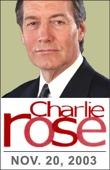 Charlie Rose - Charlie Rose: Noam Chomsky, November 20, 2003  artwork