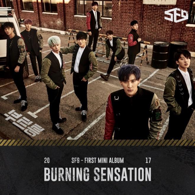 SF9 - Burning Sensation - EP