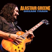 Alastair Greene - Dream Train  artwork