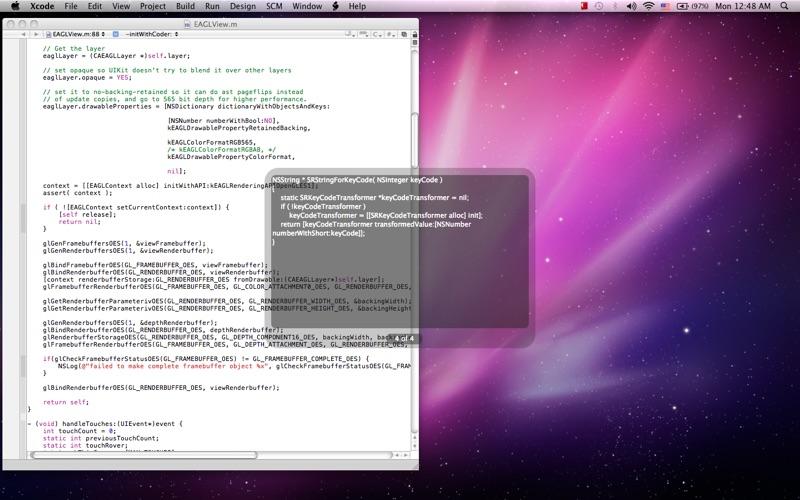 Flycut (Clipboard manager) Screenshot