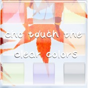 touch the clear colors ~透明感のある癒し系App~