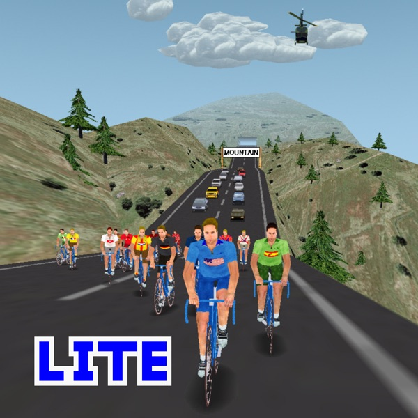 Ciclis 3D Lite - The Cycling Simulator Game Apk Download For