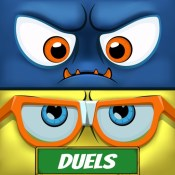 Duel. Cool Maths Games For Year 1, 2, 3, 4, 5 Kids