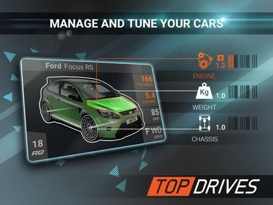 Top Drives Screenshot