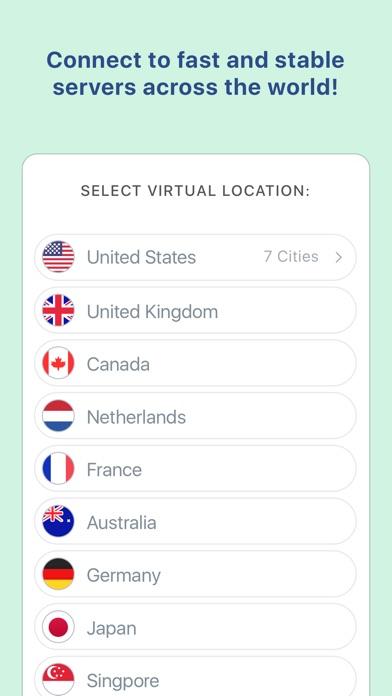 VPN/ВПН прокси Betternet Screenshot