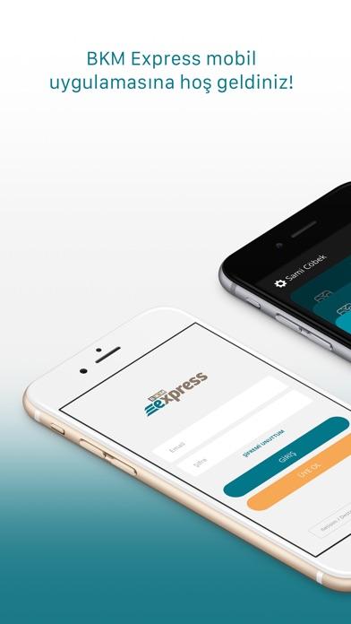 BKM Express Screenshot