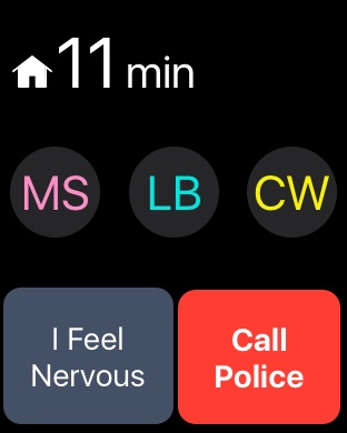 Companion: Mobile Personal Safety Screenshot