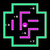 Numplussed - Number Puzzle Maze