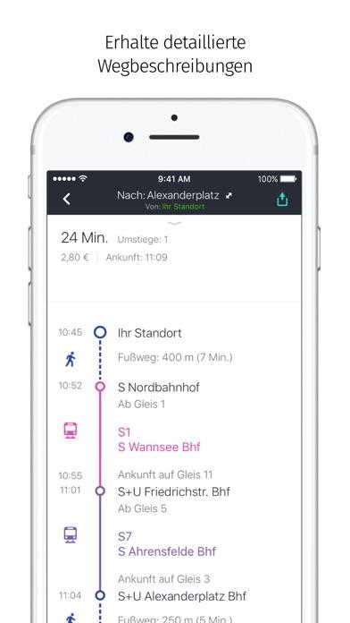 HERE WeGo - Routenplaner Screenshot