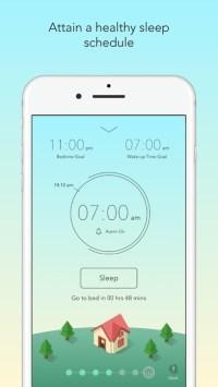 Sleep Town Review Article Screenshot App Sleeping Gamification