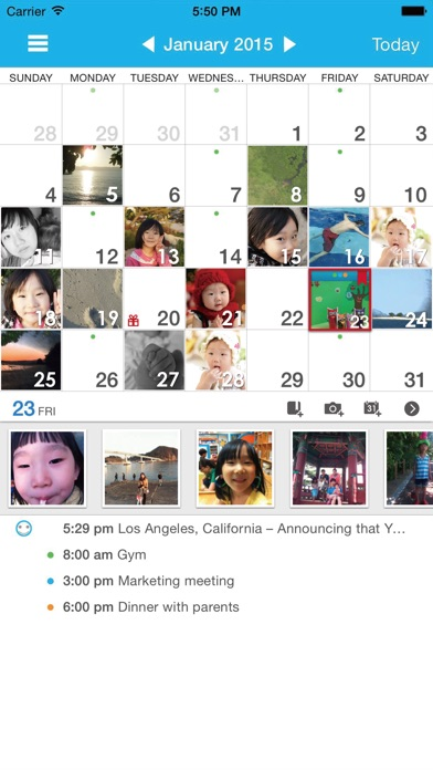 Those Days(+Journal/Calendar/Reminder/Photo) Screenshot