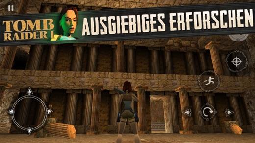 Tomb Raider I Screenshot