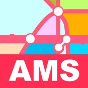 Amsterdam Transport Map - Metro and Route Planner