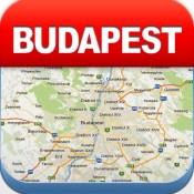 Budapest Offline Map - City Metro Airport
