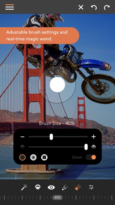 Union - Combine, Blend, and Edit Photos Screenshot