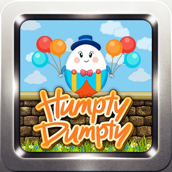 Humpty Dumpty Smash - Balloon Popping Fun For Boys and Girls