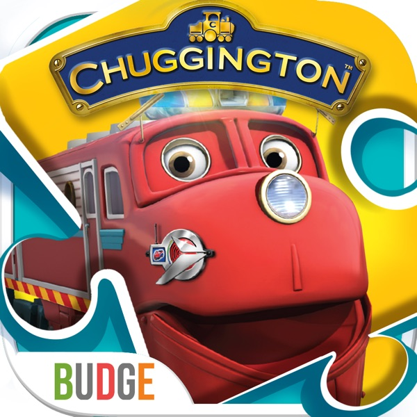 Chuggington Puzzle Stations! - Educational Jigsaw Puzzle Game for Kids