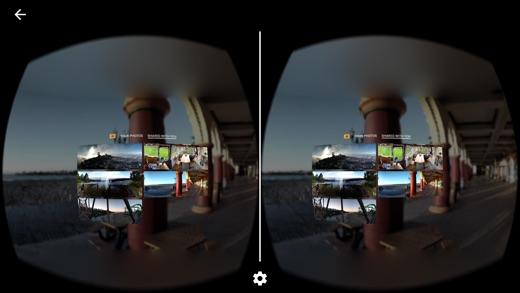 Cardboard Camera Screenshot